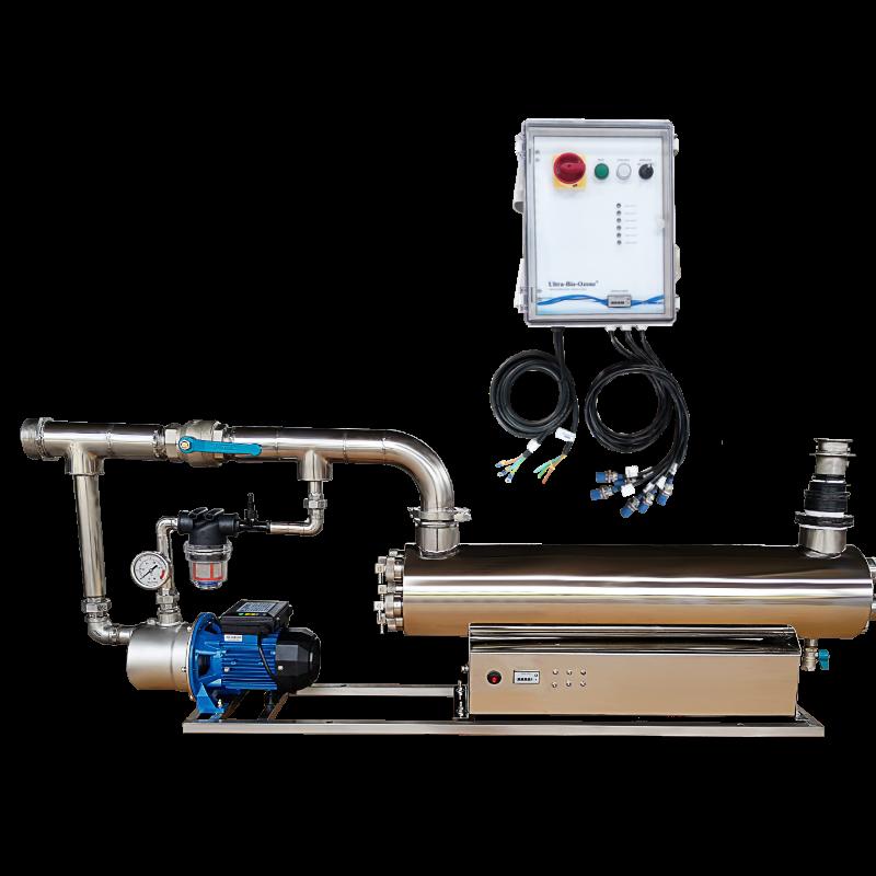 Ozone-UV-Generator
