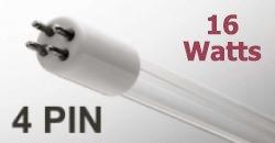 Lampe uv pour stérilisateur 16 Watts