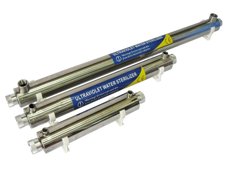uv sterilizer for drilling water