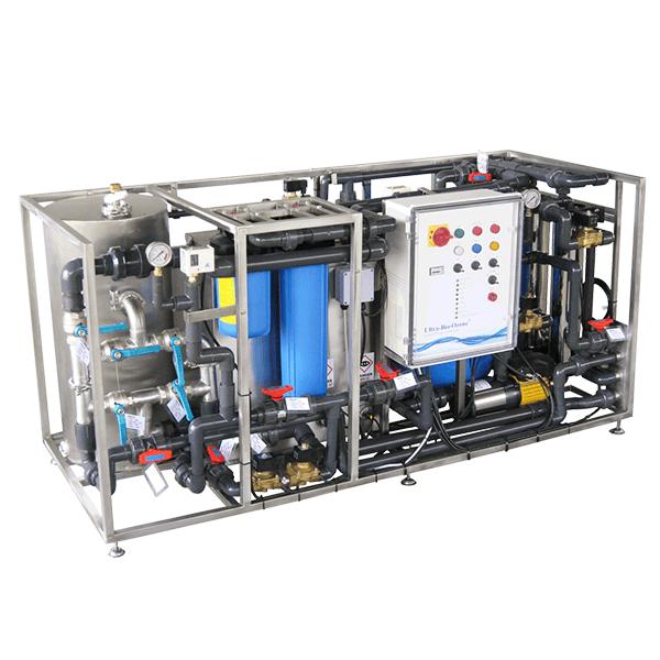 Purification de l'eau
